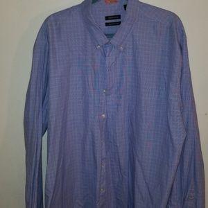Mens Van Heusen dress shirt